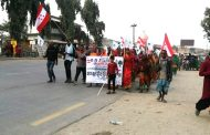 नेपाली काँग्रेस द्वारा भारदह बाजारमा विरोध प्रदर्शन