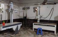 गजेन्द्रनारायण सिंह अस्पतालका एक्सरे मेसिन बन्द