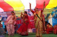 सप्तरीमा तिजमा उल्लासका साथ गीत र नृत्य प्रतियाेगपता सम्पन्न