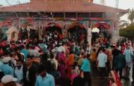 दशैमा भारदहकाे कंकालिनी भगवती मन्दिरमा लाखौंको भक्तजनहरूको भीड